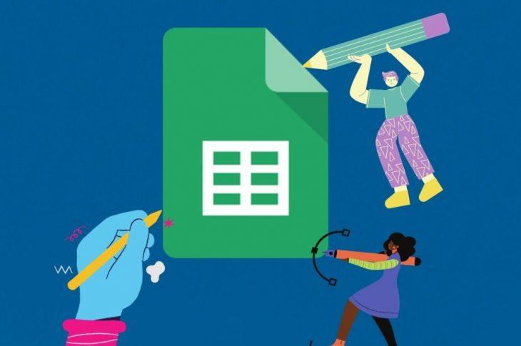 Sådan gør du Google Sheets redigerbare af flere & nbsp; brugere