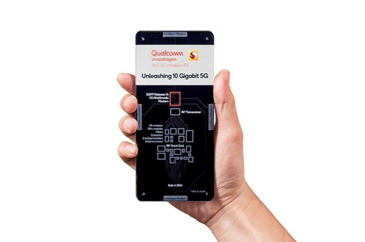 Qualcomm afslører Snapdragon X65 og X62 5G-modem med op til 10 Gbps downloadhastigheder