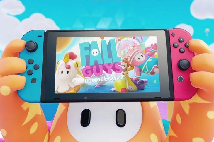 Fall Guys kommer til Nintendo Switch senere i sommer